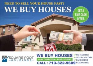 We Buy Houses Craigslist Posting Service
