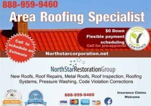 Roofing, Roofer Craigslist Poster