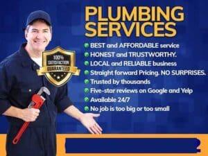 Plumbing, Plumber, Plumbers - Craigslist Posting Service