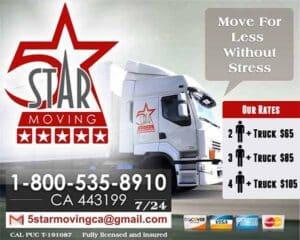 Craigslist Posting Service for Moving